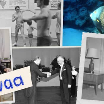 Kuusi kuvaa: Kuusi kuvaa yliopistomies Kari Raivion elämästä