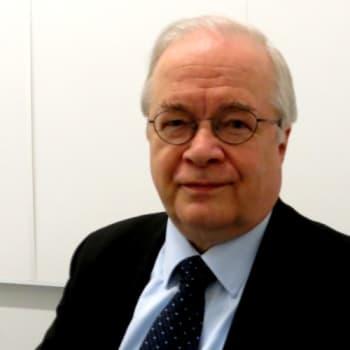 Brysselin kone: Jäsenvaltioilla pitää olla vahvempi asema EU:ssä, sanoo Tohtori Risto Volanen