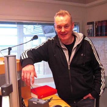 Kuuluttajan vieras: Tv-toimittaja Arto Nyberg