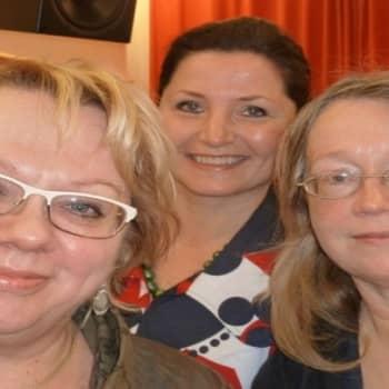Sari Helin: Kun elämästä tulee tauti