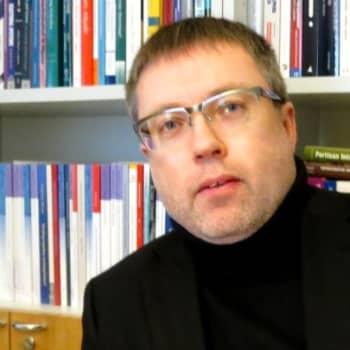 Brysselin kone: Eduskuntavaalit EU-vaaleina. Valtio-opin professori Tapio Raunio Tampereen yliopistosta