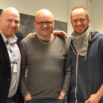 Lindgren & Sihvonen: Vieraana selostajalegenda Tapio Suominen