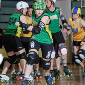 Jokapaikan Reetta: Roller derby -pelissä