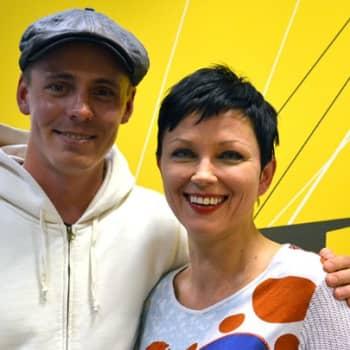 Katariina Souri: Perhokalastus on eniten määrittänyt minua ihmisenä väittää Jasper Pääkkönen