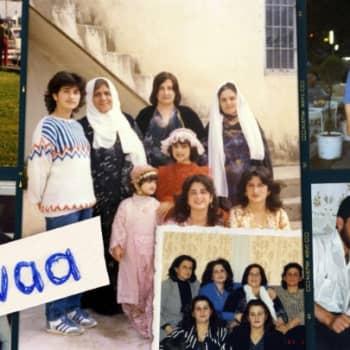 Kuusi kuvaa: Kuusi kuvaa Kazhal Ali Ibrahimin elämästä