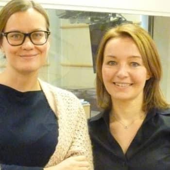 Sari Helin: Montako senttiä on naisen euro?