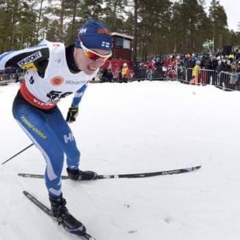 Hiihdon MM 2015: Suomen viestimiehet jäivät kauaksi kärkikolmikosta