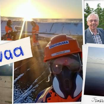 Kuusi kuvaa: Kuusi kuvaa Markku Heikkisen elämästä