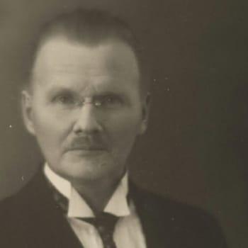 Päivän mietelause: Konrad Lehtimäki: Ylös helvetistä