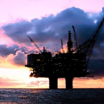 Maailmanpolitiikan arkipäivää: Pohjanmeren öljynporaus vaikeuksissa