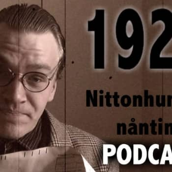 Nittonhundranånting: 1925 PODCAST
