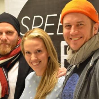 """Lindgren & Sihvonen: Piritta Hagman - """"lätkävaimo"""" ja ylpeä sellainen"""