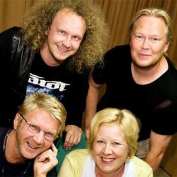 Asiantuntijoina Heidi Kinnunen, Jaakko Kullberg, Juha Laaksonen ja Henry Väre.