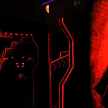 YLE Lappi: Megazone - lasersotaa savun keskellä