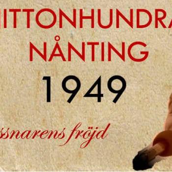 Nittonhundranånting: 1949