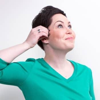 Marian mielestä: Mukavuudenhaluisen naisen arjenhallintaa