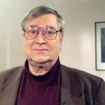 Viikon kirja: Kirjailija Hannu Salama ja romaani Hakemisen riemu