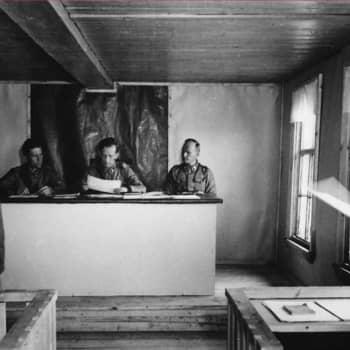 Rintamakarkurit kesällä 1944