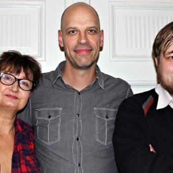 Sukuvika: Sukurasite on pahin? Näyttelijä Heidi Herala ja ohjaaja Lauri Maijala