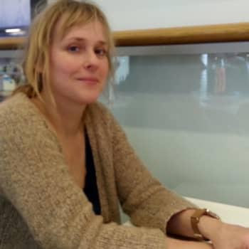 """Taiteilijaelämää: Leea Klemola: """"Kansallisteatterissa kaiken pitäisi olla nättiä"""""""