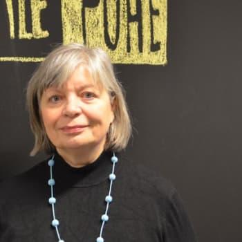 """Puheen Päivä: Arja Alho: """"Perustulo vapauttaa ihmiset eteenpäin menemiseen"""""""
