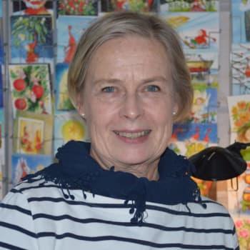 Taiteilijaelämää: Postikorttitaiteilija Virpi Pekkalan korteissa elävät tarinat