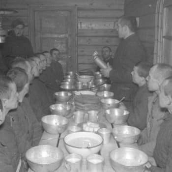 Vieraalla maalla radioarkiston matkassa: Talvisodassa sotavankina