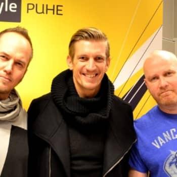 Lindgren & Sihvonen: Vieraana Jarkko Nieminen
