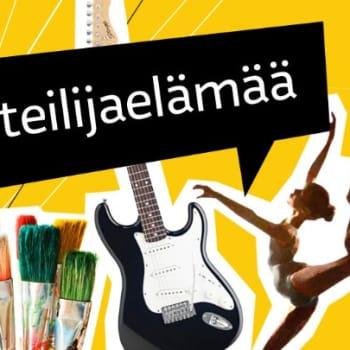 """Taiteilijaelämää: Antti Heikkinen: """"Savolainen flow on flow ilman F:ää"""""""
