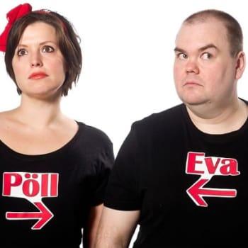 Eva och Pöll: Eva & Pöll #40 Spring så beatboxar vi