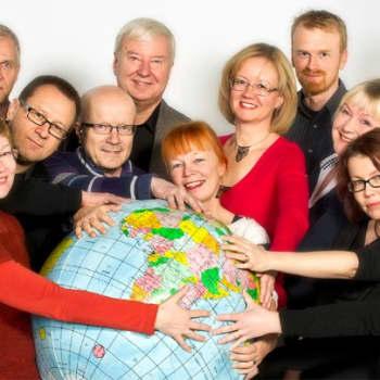 Maailmanpolitiikan arkipäivää: Kansallisuusaatetta ja korruptiota
