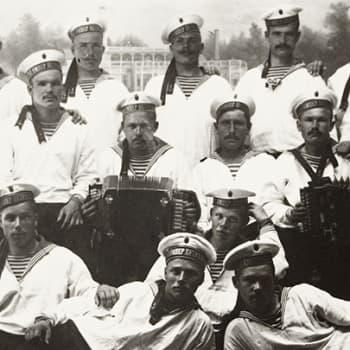 Elämää I maailmansodan Suomessa