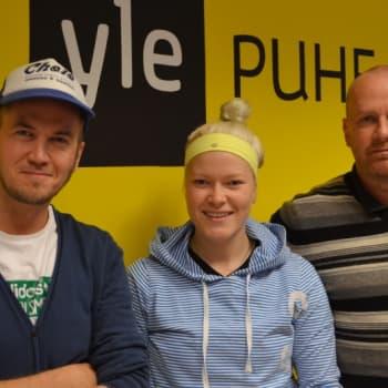 Lindgren & Sihvonen: Vieraana uudisraivaaja Noora Räty