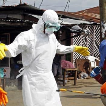 Maailmanpolitiikan arkipäivää: Kysy Ebolasta