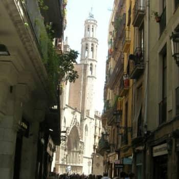 Kirjakerho: Espanjalainen historiafiktio - barcelonalainen Ildefonso Falcones ja madridilainen Cristina López Barrio esittäytyvät