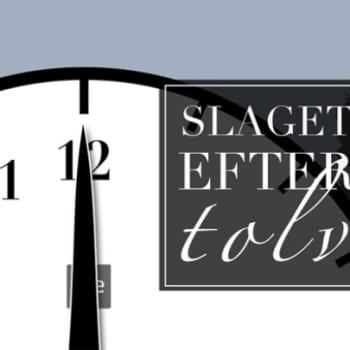 Slaget efter tolv - dagens debatt: 08.09.14 Kekkonens långa skugga