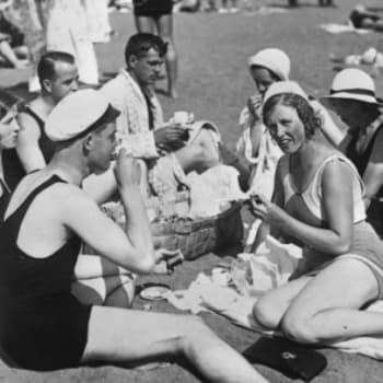Vieraalla maalla radioarkiston matkassa: Kuulokuvia vuoden 1939 Suomesta