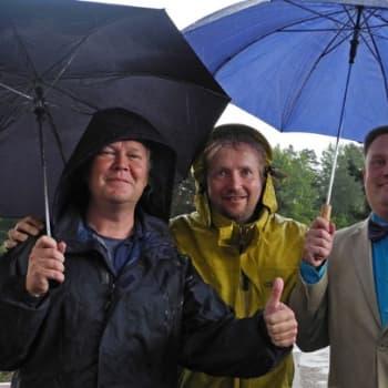 Luonto-Suomi.: Perhosbaari - erilainen puutarhaohjelma