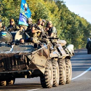 Maailmanpolitiikan arkipäivää: Löytyykö Ukrainaan rauhaa?