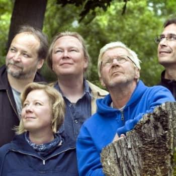 Asiantuntijoina Heidi Kinnunen, Jaakko Kullberg, Juha Laaksonen, Ari Saura ja Henry Väre.