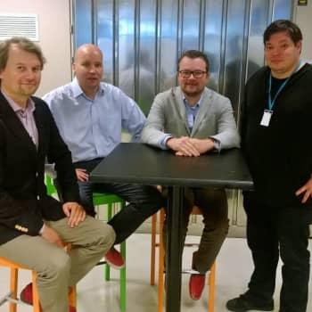 Minkälaista on olla kasvuyrityksen toimitusjohtaja Suomessa? Vieraina Mikael Gummerus, Olli Muurainen ja Kim Väisänen