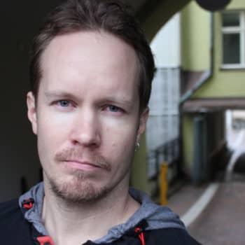 Taiteilijaelämää: Kirjailija ja näyttelijä Matti Laine