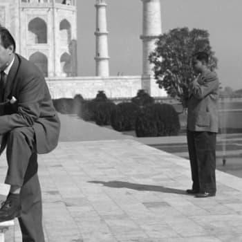 Martti Silvennoinen Intiassa