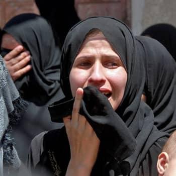 Maailmanpolitiikan arkipäivää: Väkivaltaa ja kostonkierrettä Lähi-Idässä
