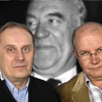 Kiveen hakatut: Olympiavoittaja ja ME-juoksija Lauri Lehtinen