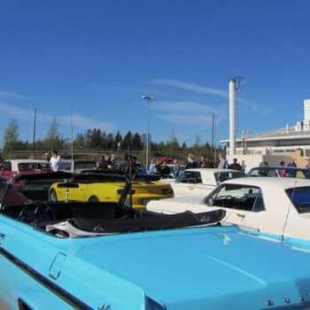 Jokapaikan Reetta: Cruisingilla Itä-Uudellamaalla