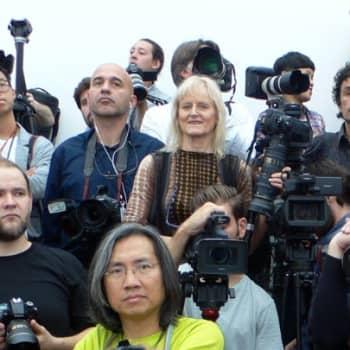 Taiteilijaelämää: Valokuvat Leena Aro - kuvia catwalkilta