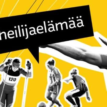 Urheilijaelämää: Lentopallo pelasti pankkiryöstöltä