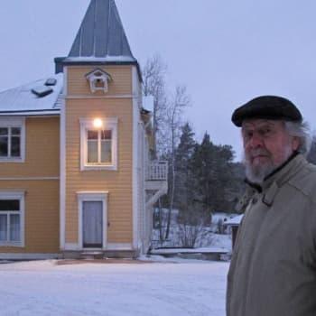 Minna Pyykön maailma: Magnus Lindströmin tarinoita Tvärminnestä