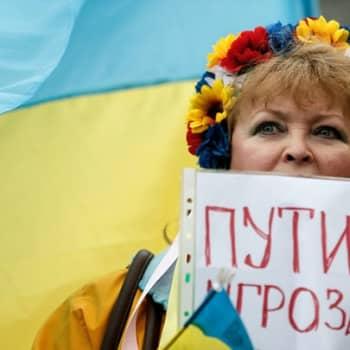 Maailmanpolitiikan arkipäivää: Krim huolestuttaa Eurooppaa